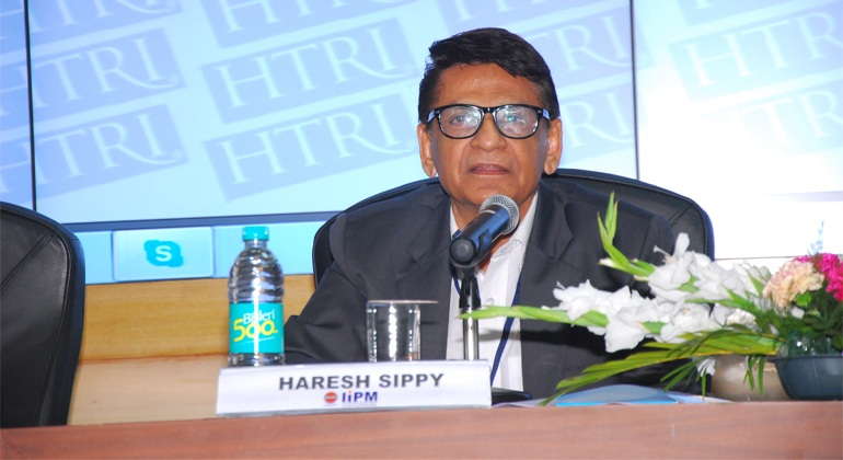 HTRI CC-India Meetings – a 'Huge Success' | Haresh K Sippy