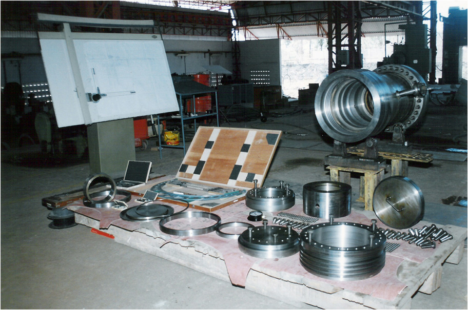 Every Component of the prototype is shown here